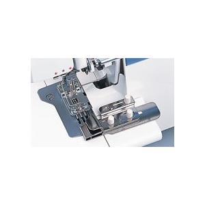 【ミシン部品】JUKI(ジューキ)カバーステッチミシン用(MO345DC,MCS900) すそ引き縫い用ガイド|machimishi