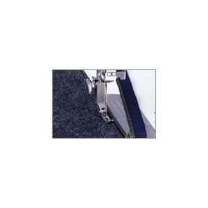 【ミシン部品】(ジューキ)JUKI 職業用ミシン TLシリーズ専用 ジッパー押え|machimishi