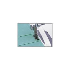 【ミシン部品】(ジューキ)JUKI 職業用ミシン TLシリーズ専用 右端縫い自由押え|machimishi