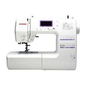 ミシン 本体 ジャノメ コンピューターミシン JN51 JN-51|machimishi