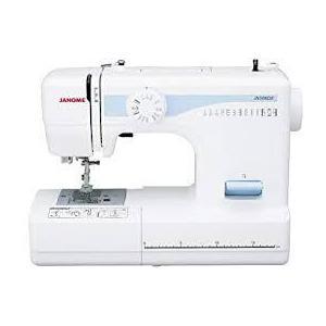 ミシン 本体 ジャノメ フットコントローラー式 電動ミシン JN508DX JN-508DX|machimishi