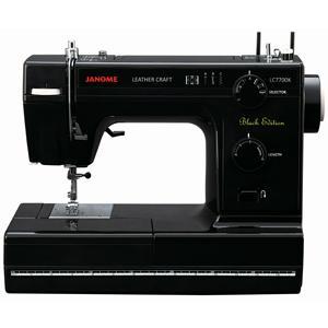 ミシン 本体 厚手が縫える ジャノメ フットコントローラー式 電動ミシン LC-7500 LC7500|machimishi
