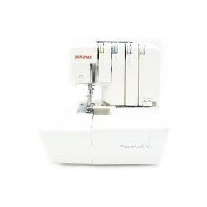 ミシン 本体 ジャノメ DL-55D DL55D 2本針4本糸 差動送り付 ロックミシン ドリームロック55D|machimishi