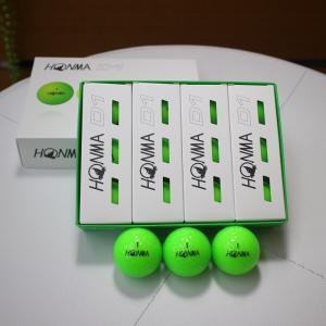 HONMA GOLF BALL ゴルフボール グリーン 1ダース ホンマ 安い 18aw