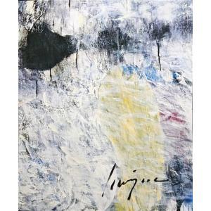 「野見山暁治展(2011年)」[B190122]|machinoiriguchi2