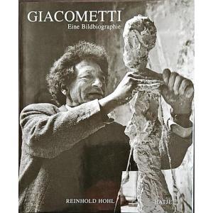 「ジャコメッティ作品集(Alberto Giacometti Eine Bildbiographie)」[B190320]|machinoiriguchi2