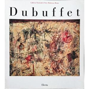「ジャン・デュビュッフェ作品集(Jean Dubuffet 1901-1985)」[B200204]|machinoiriguchi2