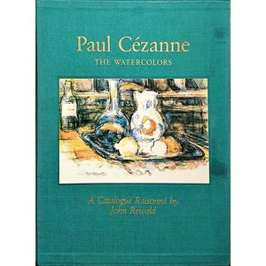 「セザンヌ水彩画カタログレゾネ(Paul Cezanne The Watercolors A Catalogue Raisonne)」[B200208]|machinoiriguchi2