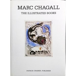 「シャガール挿画本カタログレゾネ(Marc Chagall The Illustrated Books)」[B200271]|machinoiriguchi2