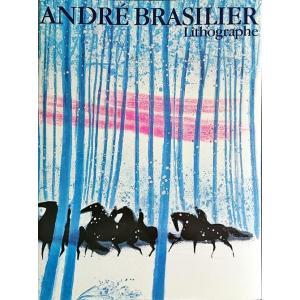 「ブラジリエ リトグラフカタログレゾネ(Andre Brasilier Lithographe 1958-1981)」[B200274]|machinoiriguchi2