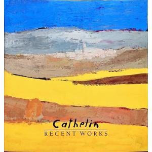 「カトラン作品集(Cathelin: Recent works)(オリジナルリトグラフ欠)」[B200308]|machinoiriguchi2