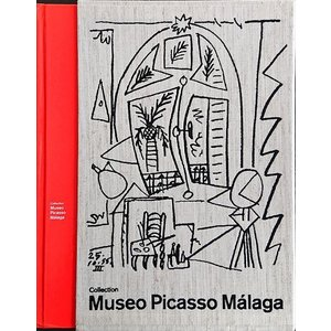 「マラガ・ピカソ美術館収蔵品カタログ(Collection Museo Picasso Malaga/Picasso Twentieth Century 1901-1972)2冊組」[B200352]|machinoiriguchi2