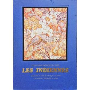 「スイス オールド コレクション「アディアン」(les indiennes Collections anciennes en suisse)」[B210006] machinoiriguchi2