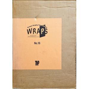 「ヨーロピアン・ラッピング・ペーパー・コレクション No.16(WRAPS European Wrapping Paper Collection)」[B210010] machinoiriguchi2
