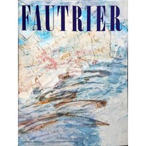 「ジャン・フォートリエ作品集(Fautrier ou les Outrages de l'impossible)」[B210012] machinoiriguchi2