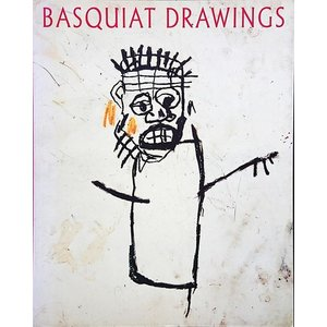 「バスキア ドローイング作品集(Basquiat Drawings)」[B210023]|machinoiriguchi2