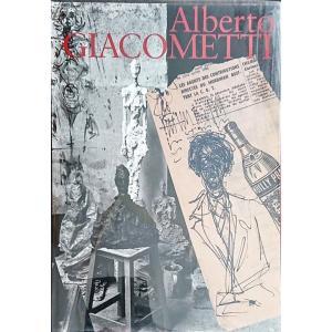 「アルベルト・ジャコメッティ展(2006年)」[B210028]|machinoiriguchi2