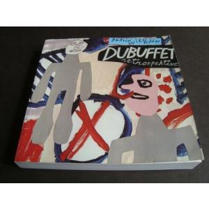 「ジャン・デュビュッフェ展(Dubuffet Retrospektive Berlin Wien Koeln)」[B170207]|machinoiriguchi2