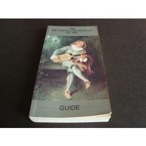「メトロポリタン美術館ガイド(The Metropolitan Museum of Art Guide)」[B170232]|machinoiriguchi2