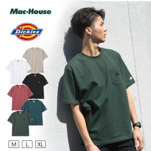 Dickies ディッキーズ 半袖Tシャツ メンズ Tシャツ 半袖 トップス ネコポス対応