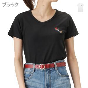 ウッディー・ウッドペッカー Disney ディズニー ワンポイント 半袖Tシャツ 9283-4937...