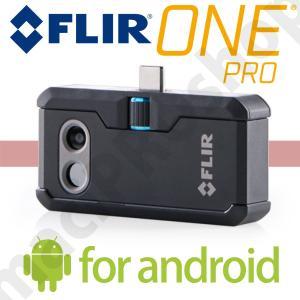 f85439025b 正規品 FLIR ONE PRO for Android USB Type-C サーモグラフィ スマートフォン対応 赤外線サーモグラフィー ...