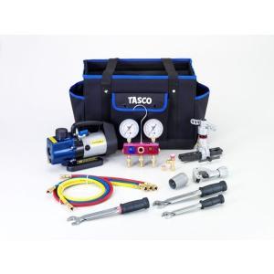 イチネンタスコ TASCO TA21AB R410A/32エアコン工具セット