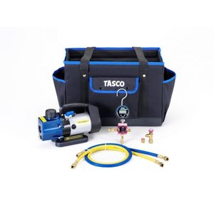 イチネンタスコ TASCO TA22AB R410A/R32デジタルマニホールドキット