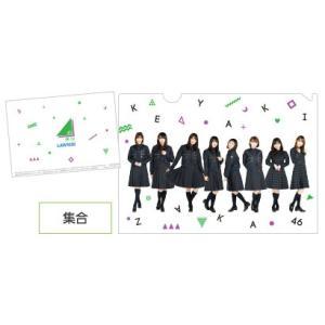 ローソン 欅坂46 A5クリアファイル 集合|macmicmoc