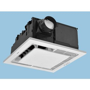 パナソニック F-PSM20 天井埋込形空気清浄機 エアシー 常時換気タイプ 〜10畳|macocoro