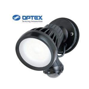 在庫あり オプテックス LA-10PROLED LEDセンサライト 防犯照明 天井壁面取付可能 照度センサ AC直結 LED1000lm 防犯灯|macocoro