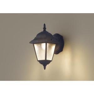 パナソニック LSEW4043LE1 壁直付型 LED 電球色 ポーチライト 拡散タイプ 密閉型 防雨型 白熱電球60形1灯器具相当 macocoro