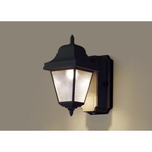 パナソニック LSEWC4033LE1 壁直付型 電球色 ポーチライト 密閉型 防雨型 段調光省エネ型 明るさセンサ付 白熱電球60形1灯器具相当 macocoro