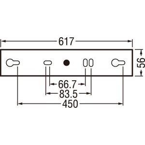オーデリック OB255106 LEDキッチンライト 昼白色タイプ 壁面・棚下面取付兼用|macocoro|02