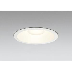 在庫あり オーデリック OD261808 防雨型 ダウンライト軒下用 電球色 埋込穴150 白熱灯60W相当 非調光|macocoro