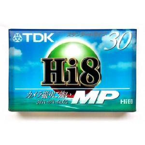 TDK 8mmビデオカセットテープ P6−30HMPR 30分|macocoro