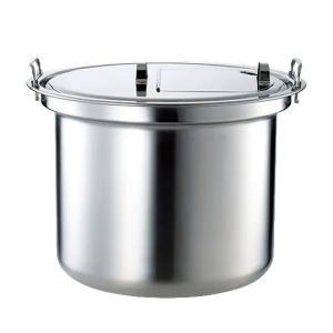 象印 TH-N160 業務用 TH-CU160専用ステンレスなべ  80〜120人分 16.0L|macocoro