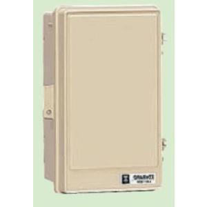 未来工業 WB-1AOJ ウオルボックス プラスチック製防雨ボックス 屋根無 タテ型|macocoro