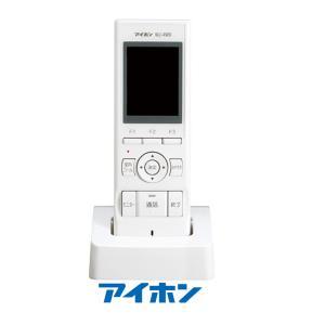 アイホン WJ-4WD テレビドアホン ワイヤレス増設子機モニター2.4型|macocoro
