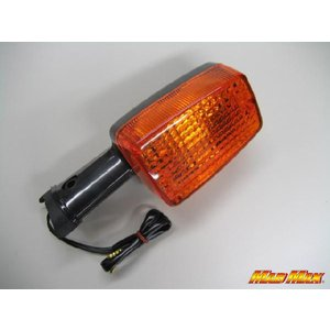 MADMAX CB750F/CB1100F 純正タイプ ウインカー フロント左右セット オレンジ