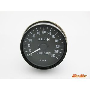 Z1/Z2 純正タイプ 240km/h スピードメーター madmax