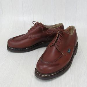 Paraboot パラブーツ CHAMBORD シャンボード 710708 メンズ Uチップ  レザー シューズ 本革 靴 紳士靴 フランス製 /MARRON マロン サイズ:6/6.5/7/7.5/8/8.5/9|madoricci
