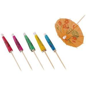 飾り番傘 特小 混色|maedahousou