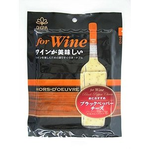 おつまみ 珍味 ブラックペッパー チーズ 30袋  ワイン などの お酒 類 飲み物 など にもよく合う オードブル 肴 業務用 maedaya