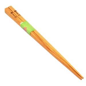 屋久杉 ( やくすぎ ) 匠の技 手作り 長寿 箸 ( 23cm 角型) 日本製 国産|maedaya|02