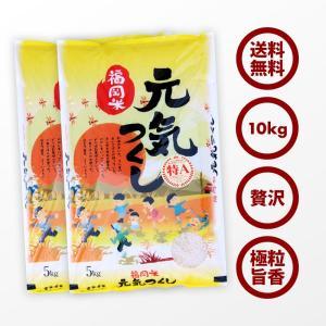 無洗米 プロが選ぶ一等 米 食味ランクA 元気つくし 10kg 平成28年産 精米 福岡県産|maedaya|02