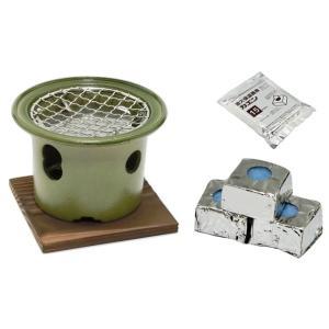日本製  国産 | 保温器 + 伝熱プレート + 敷板 + 保温用 固形燃料 15g 20個入 お得 セット | 主に調理済み料理の保温用|maedaya