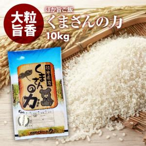 無洗米 プロが選ぶ一等 米 食味ランク特A くまさんの力 10kg 平成29年産 精米 福岡県産|maedaya
