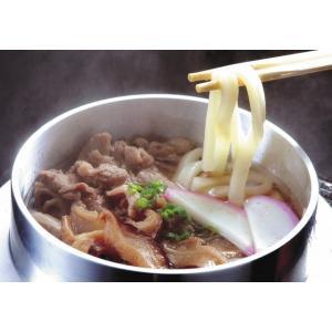 福岡名物 八幡 の 肉 うどん 3食分 前田家 秘伝のだし 使用 あごだし ベース 日本製 国産|maedaya|02