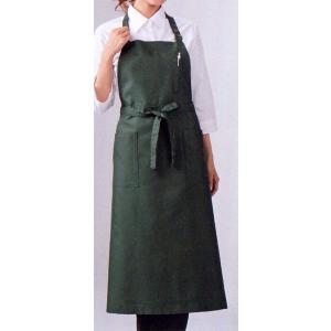 MC9281-9285 エプロン 男女兼用 全5色 (厨房 調理 白衣 サービスユニフォーム モンブラン MONTBLANC)